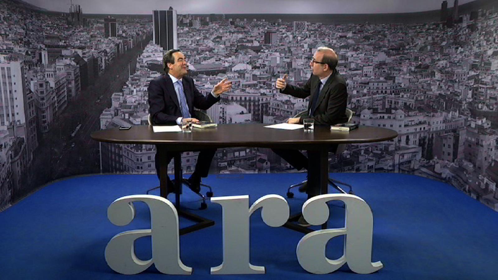 Entrevista d'Antoni Bassas a José Bono