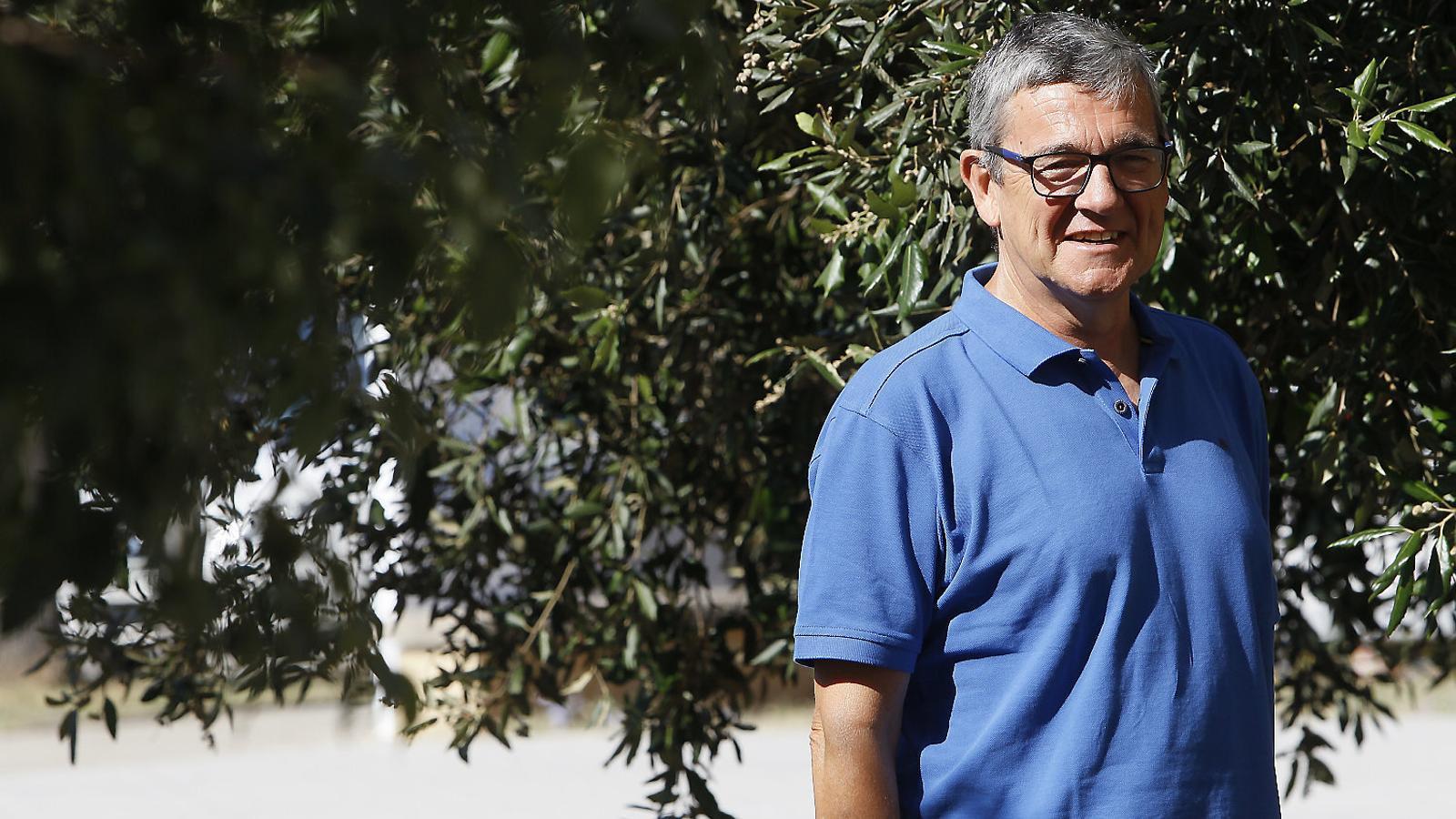 """Joan Jordi Muntaner """"L'educació a distància no és gens inclusiva"""""""