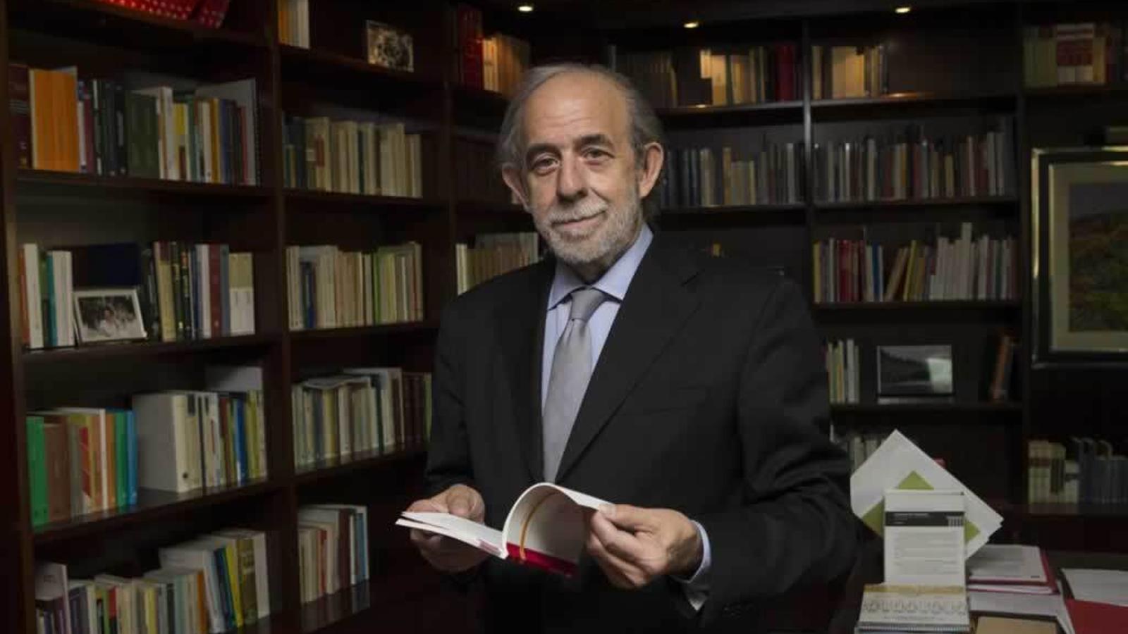 El magistrat del Tribunal Constitucional Fernando Valdés Dal-Re