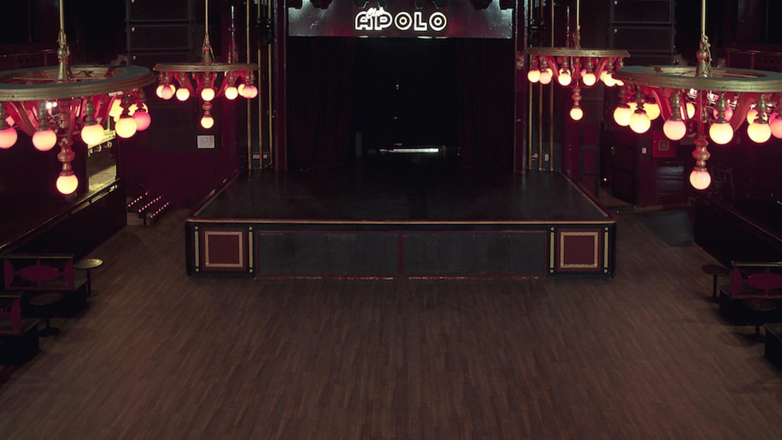 La Sala Apolo de Barcelona / APOLO