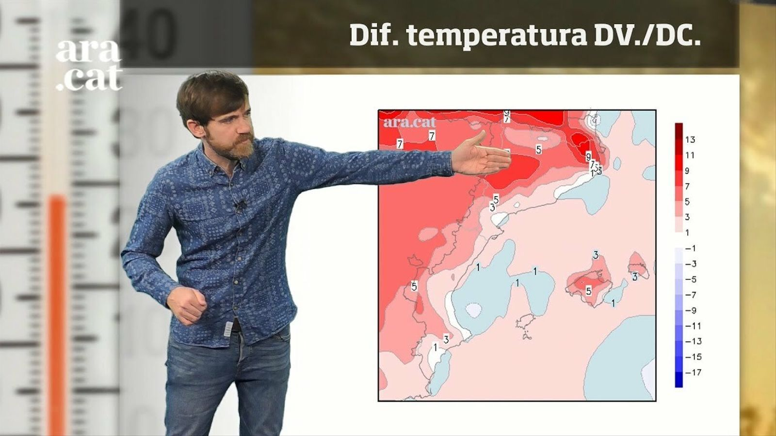 La méteo en 1 minut: la calor ja serà intensa la setmana que ve