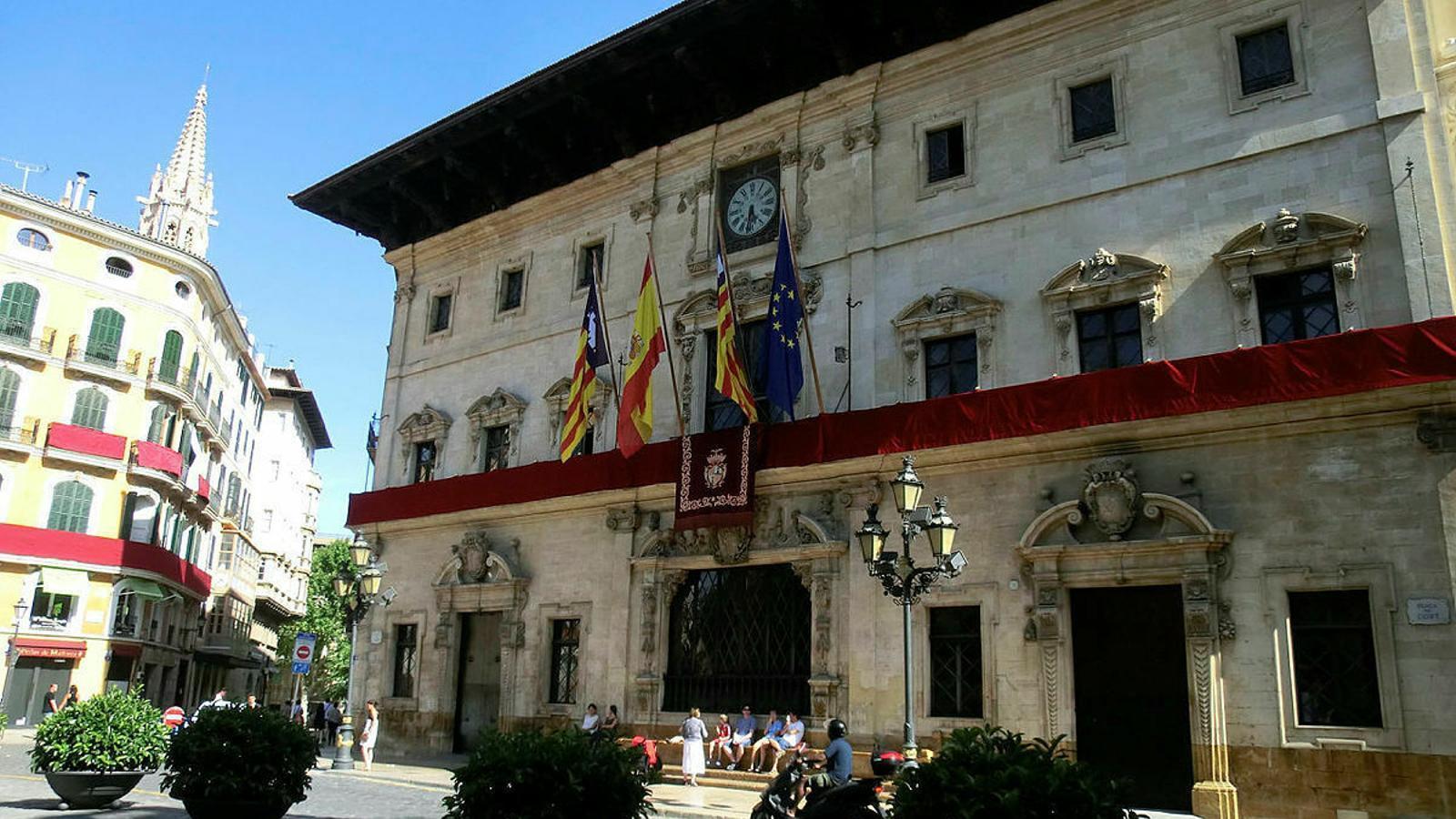 Ajuntament ee Palma