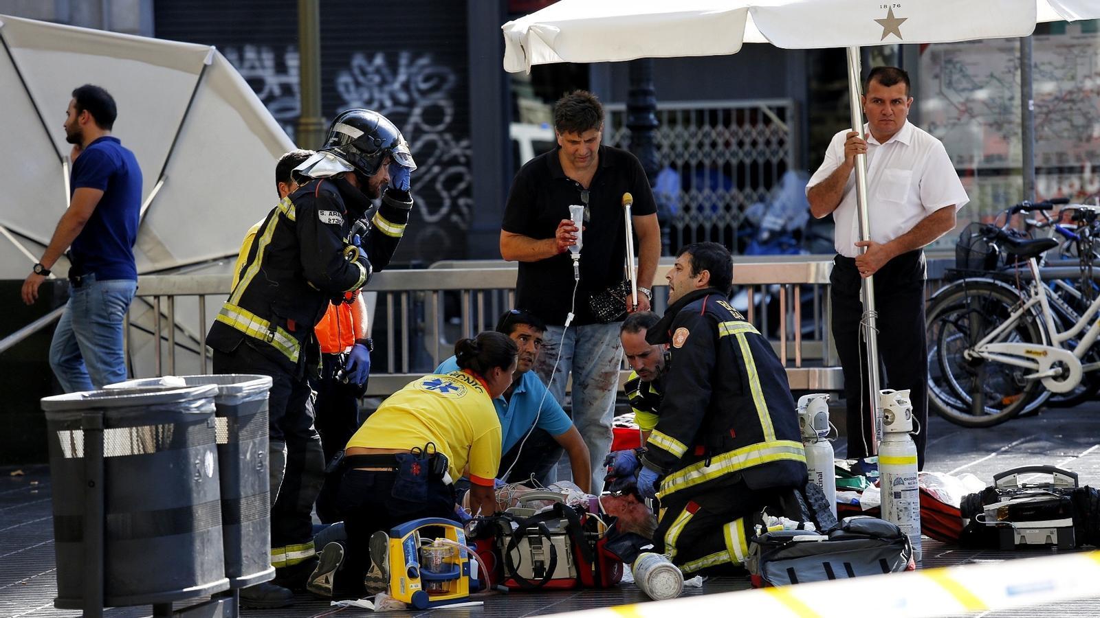 TV3, la cadena més respectuosa amb les víctimes de l'atemptat de Barcelona, segons el CAC
