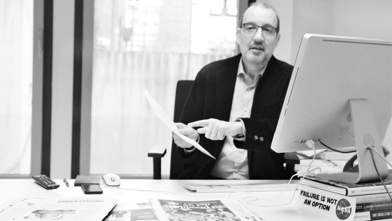 L'editorial d'Antoni Bassas: Sorpresa, emoció i la dura realitat (11/01/2016)
