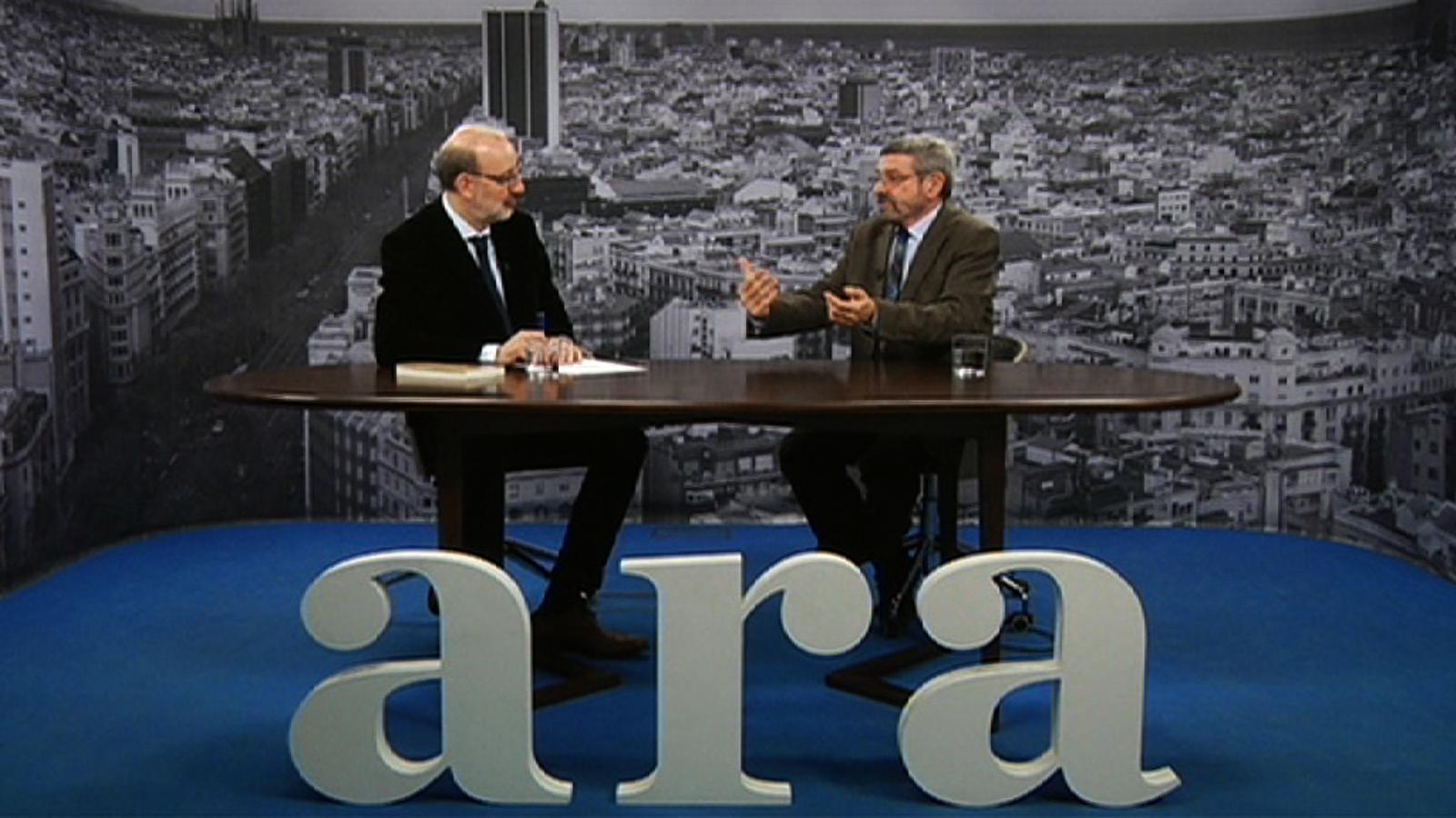 Entrevista d'Antoni Bassas a Joan B. Culla