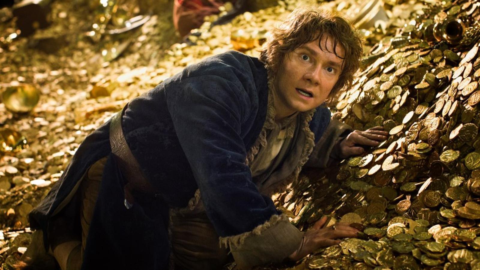 'Teaser' de 'The hobbit: The desolation of Smaug', de Peter Jackson