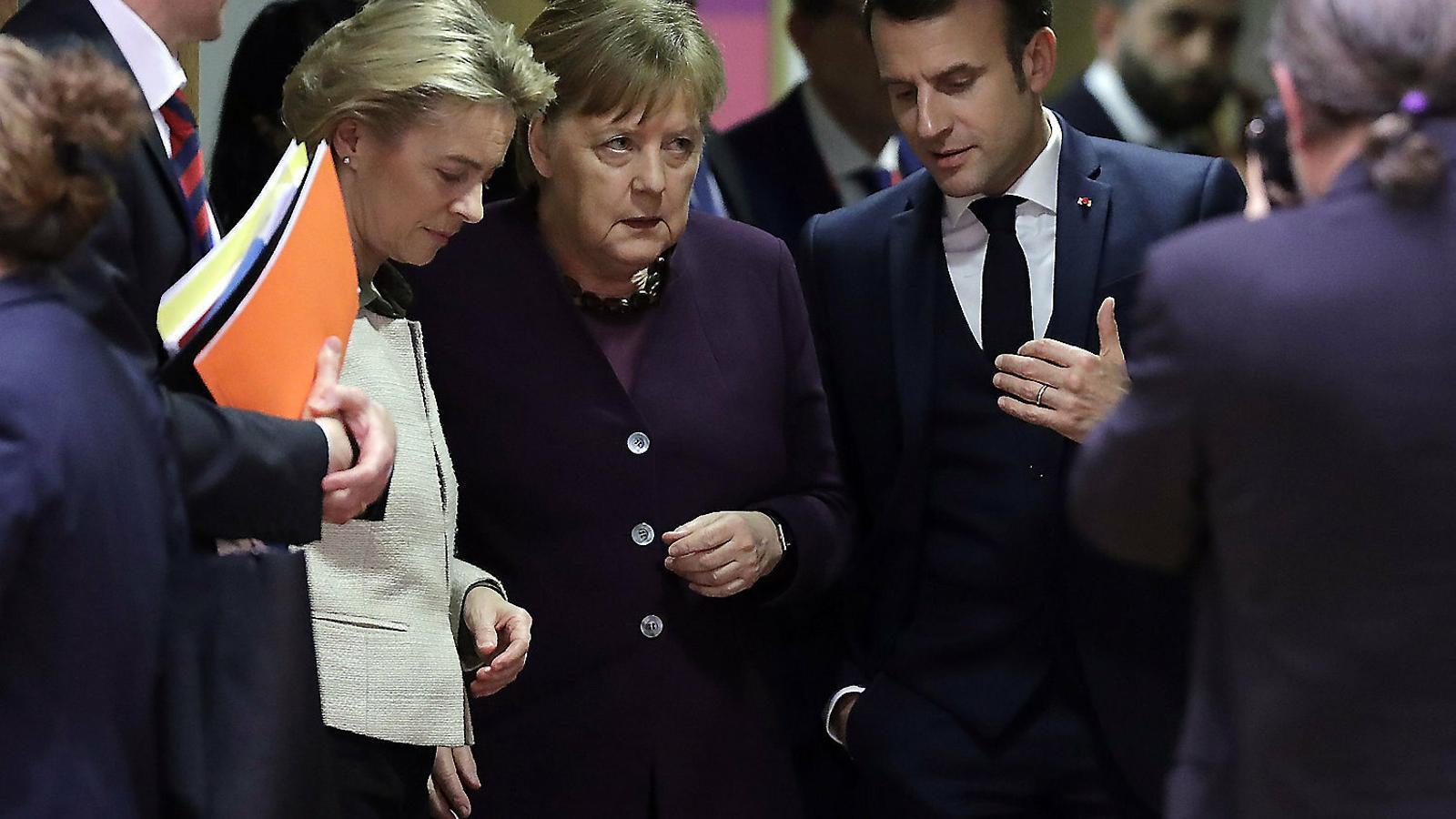 Els rics de la UE es neguen a posar més diners al pressupost