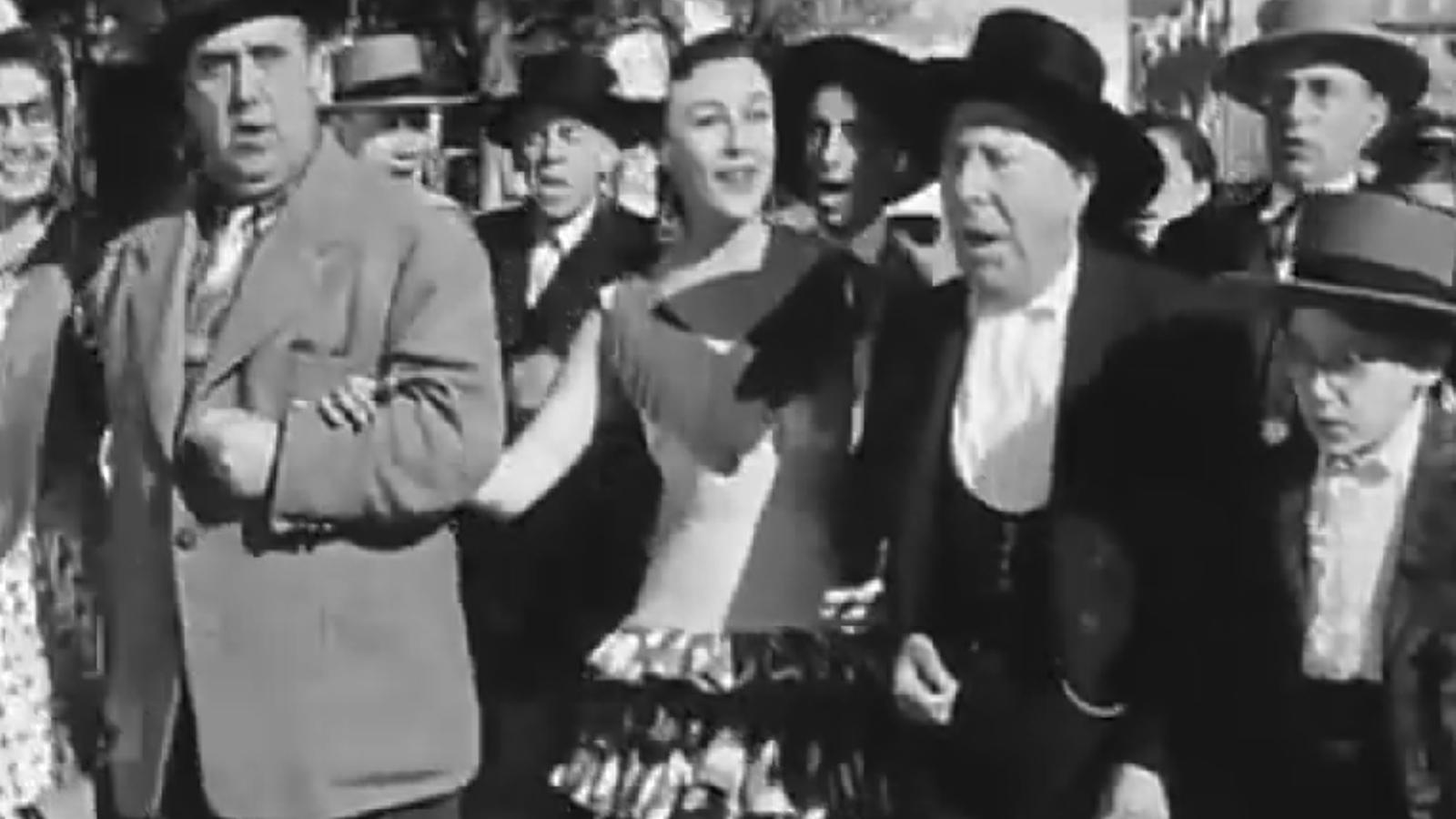 'Bienvenido Mister Marshall de Berlanga (1952)