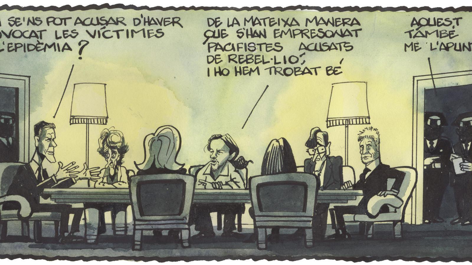 'A la contra', per Ferreres 27/05/2020