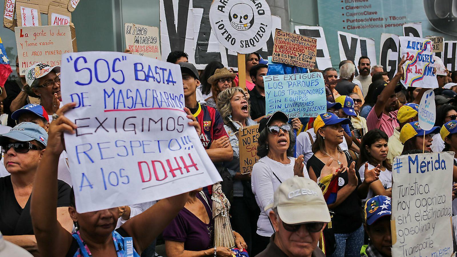 L'efecte Guaidó  es desinfla a Veneçuela