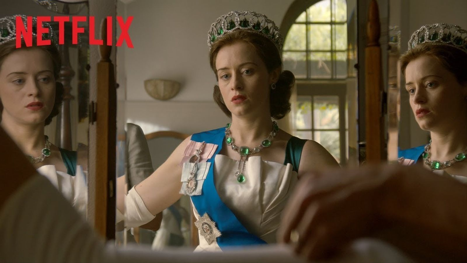Tràiler de la segona temporada de 'The Crown'