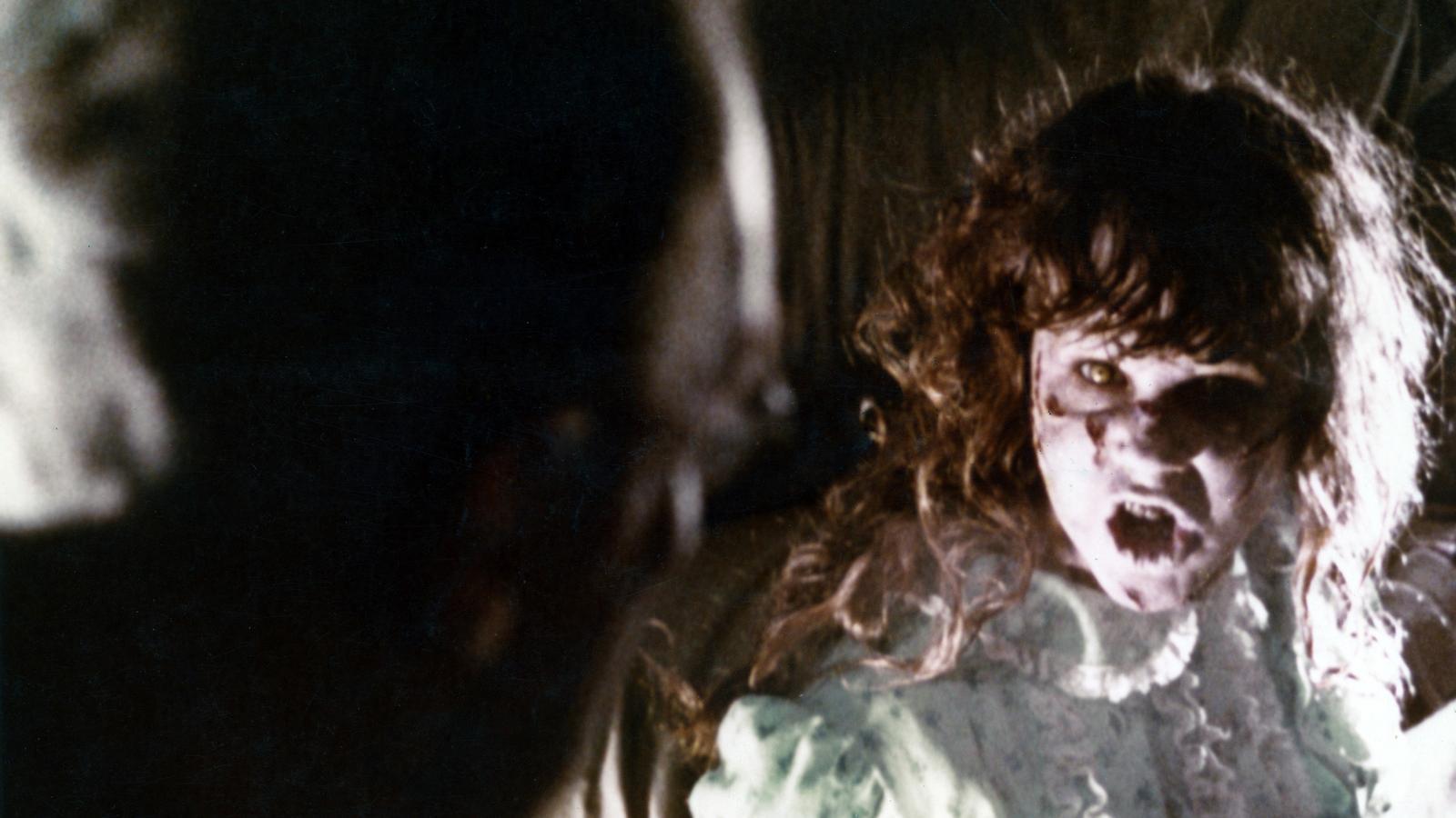 Linda Blair a 'L'exorcista'