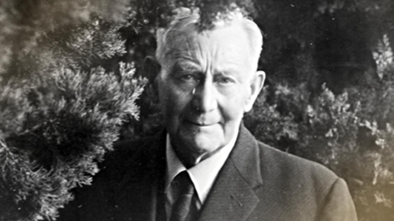Joan Mascaró i Fornés.