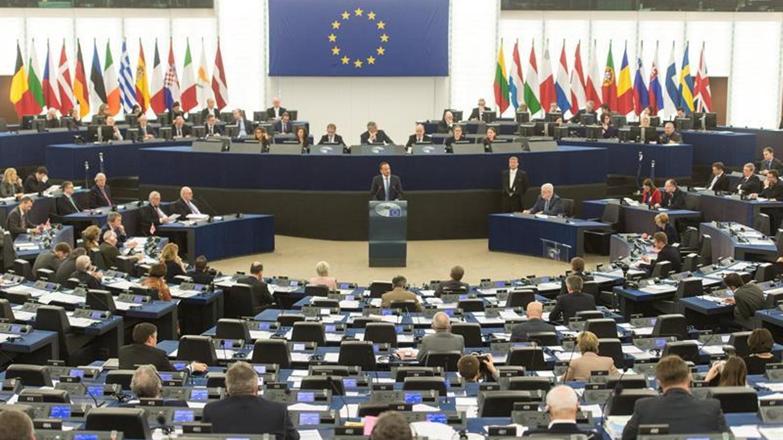 Com s'han presentat històricament els partits independentistes a les eleccions europees?