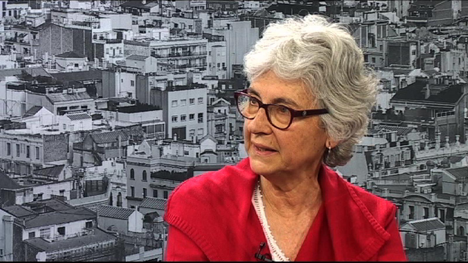 Muriel Casals: Hem de ser molts el 14-J dient que el nostre model d'escola es decideix a Catalunya