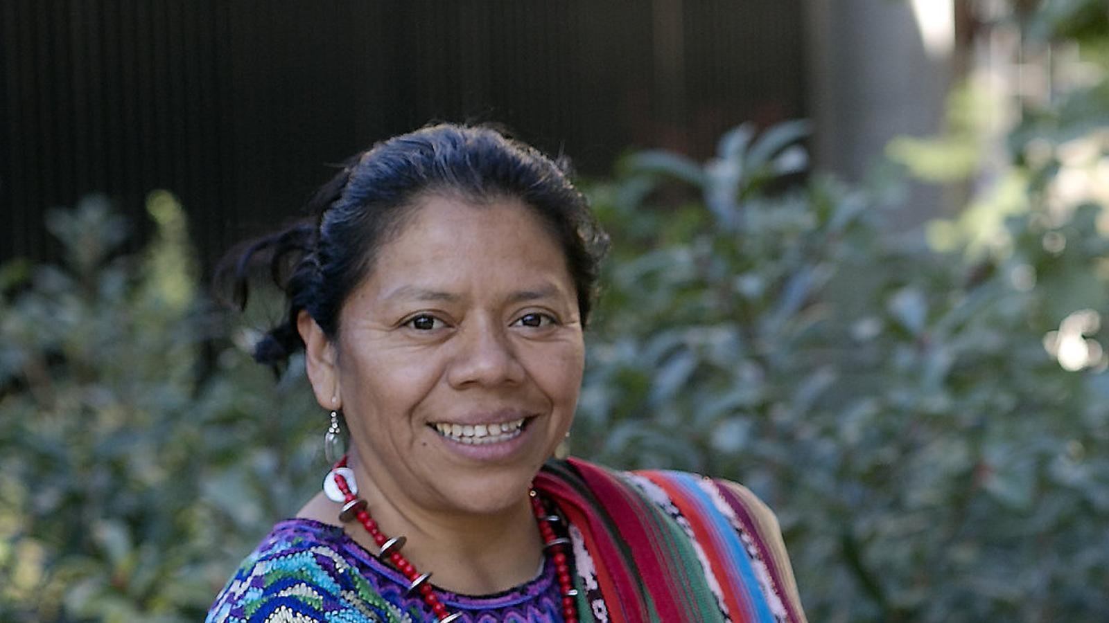 Lolita Chávez viu sota protecció internacional a Bilbao perquè l'estat de Guatemala no li garanteix la seguretat.