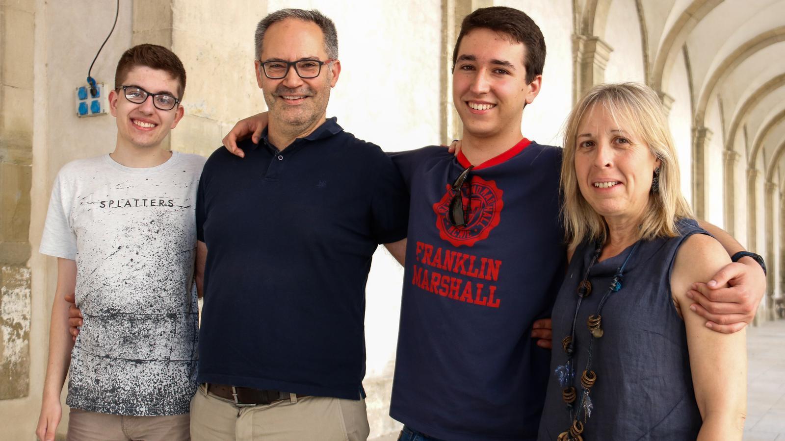 Així ha aconseguit l'Institut Antoni Torroja de Cervera tenir dos dels cinc millors expedients acadèmics de Catalunya