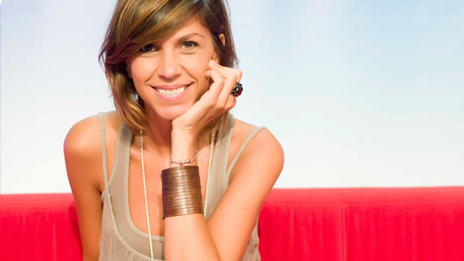 Cristina Puig Presenta 59 Segons I Gent De Paraula A La 2 TVE