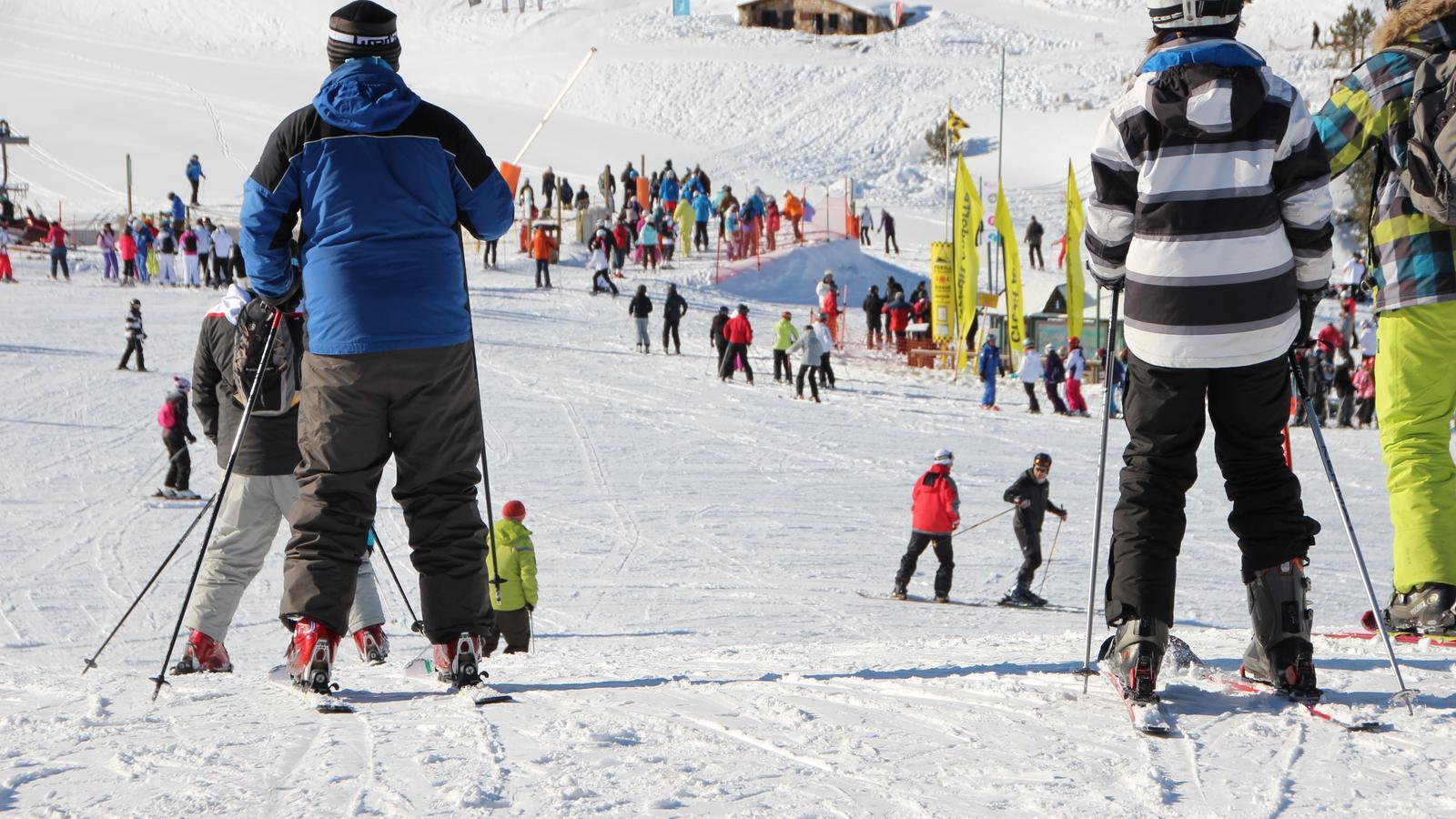 100.000 turistes més durant aquest hivern