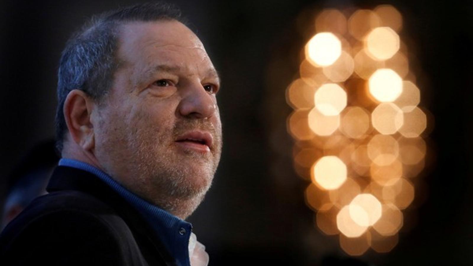 Weinstein, en una imatge d'arxiu.
