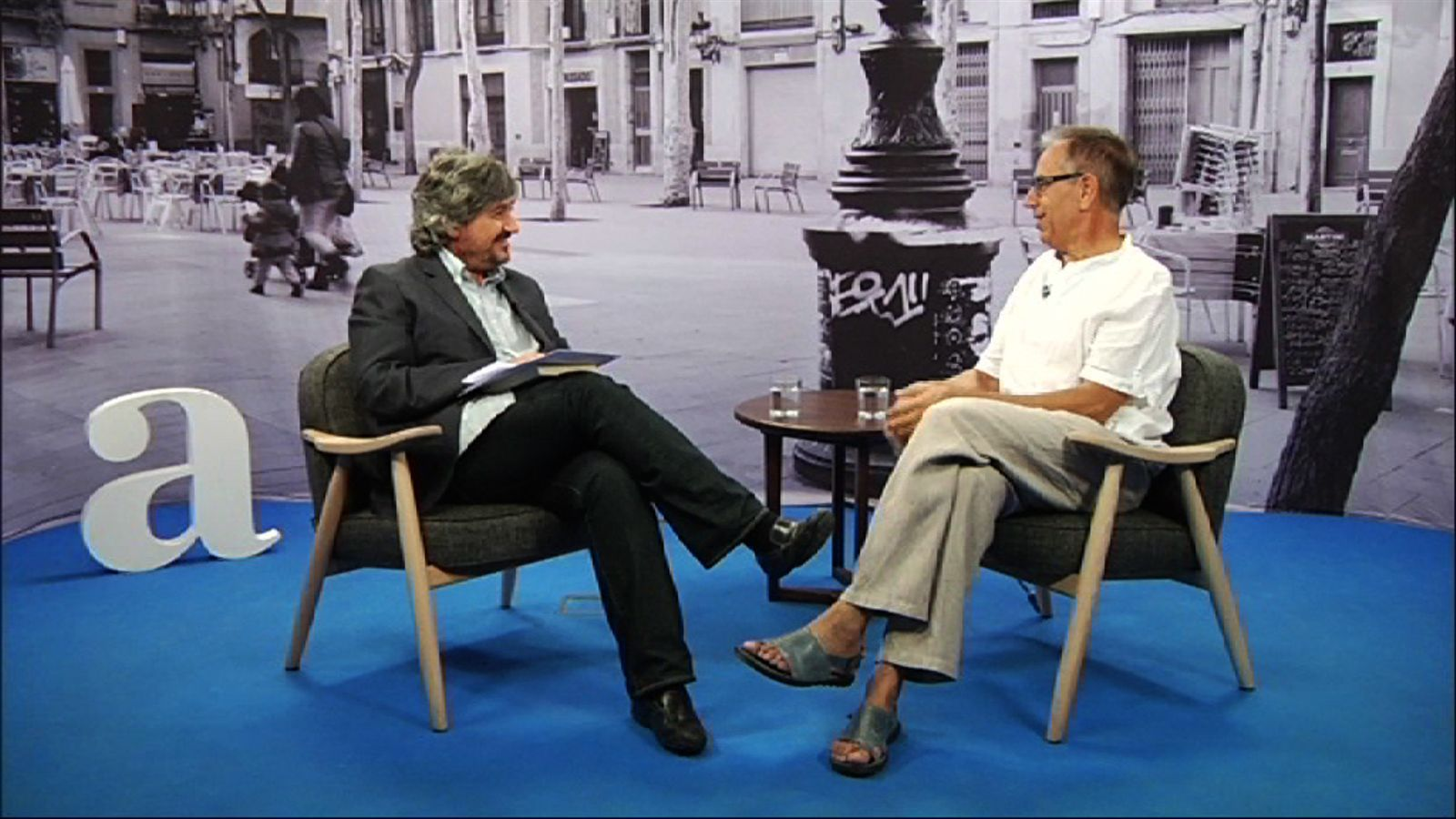 Entrevista de Carles Capdevila a Jaume Funes