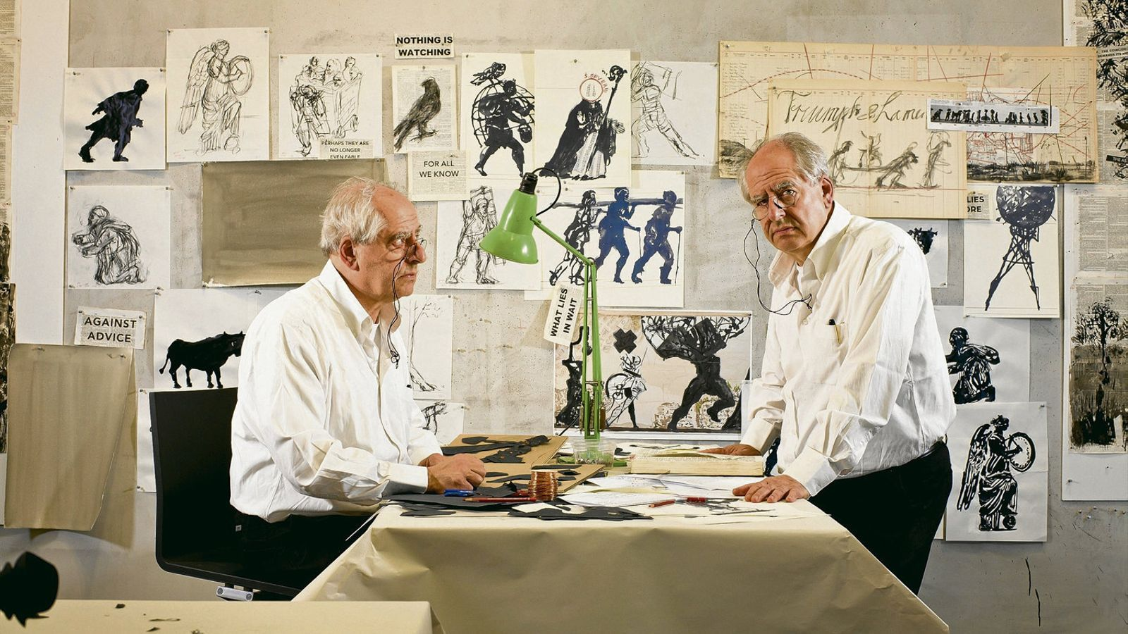 "William Kentridge: ""Hi ha una gran onada de puritanisme arreu del món"""