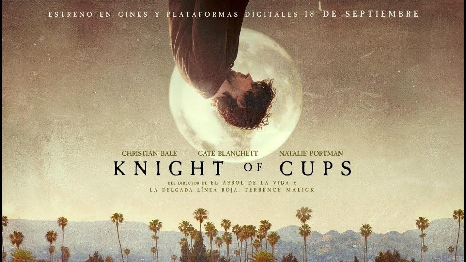 Tràiler de 'Knight of cups'