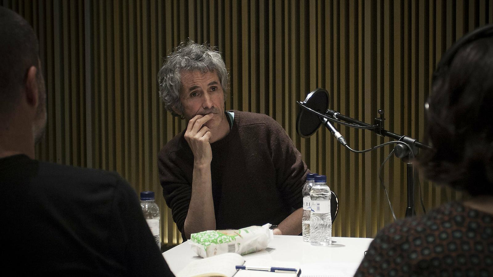 Mor Toni Serra, videoartista i cofundador dels Arxius OVNI