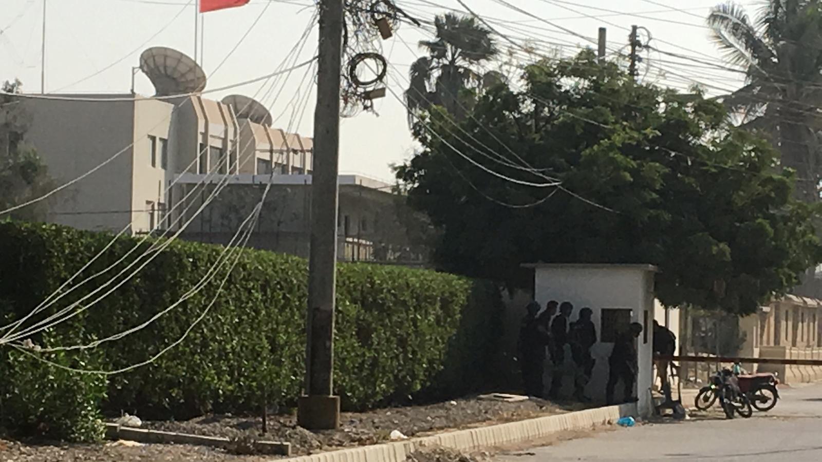 Sis morts en un atemptat contra el consulat xinès a Karatxi (Pakistan)