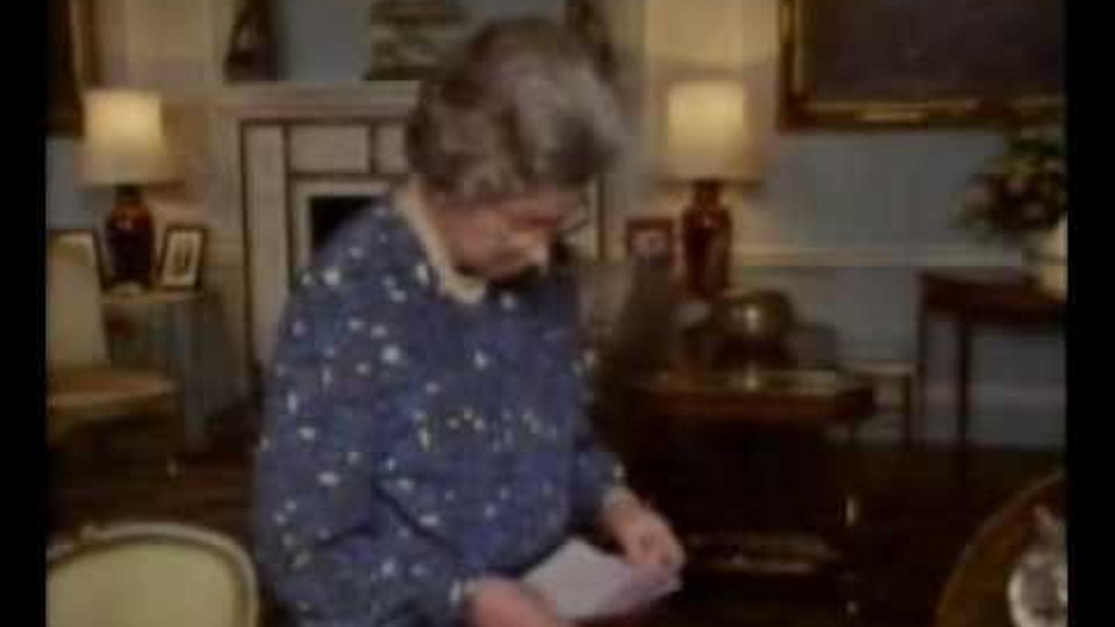 Rares confessions de la Reina d'Anglaterra