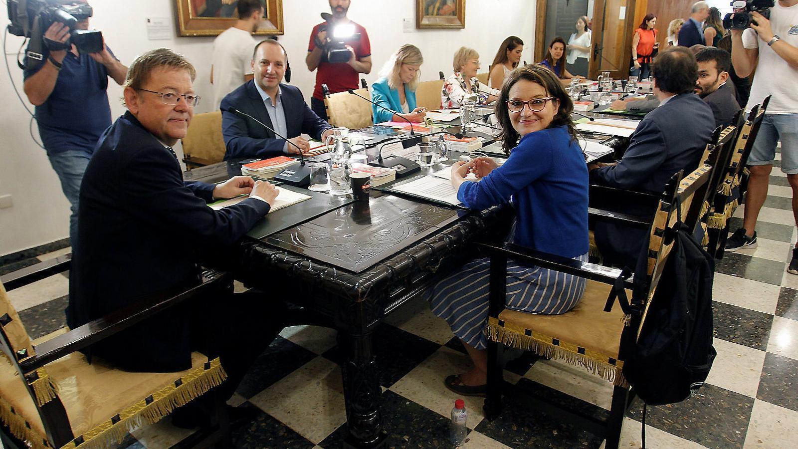 Compromís dubta si recuperar la coalició amb Podem per a les eleccions del novembre