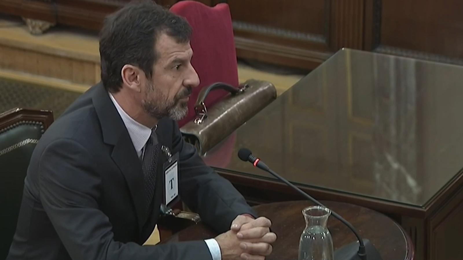 L'anàlisi d'Antoni Bassas: 'El drama de Ferran López i les mimoses del president'