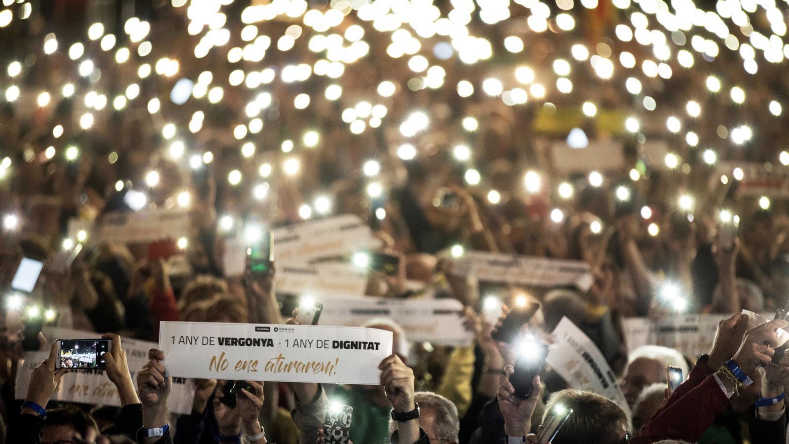 L'anàlisi d'Antoni Bassas: 'Una idea per quan tornis a casa després de les manifestacions'