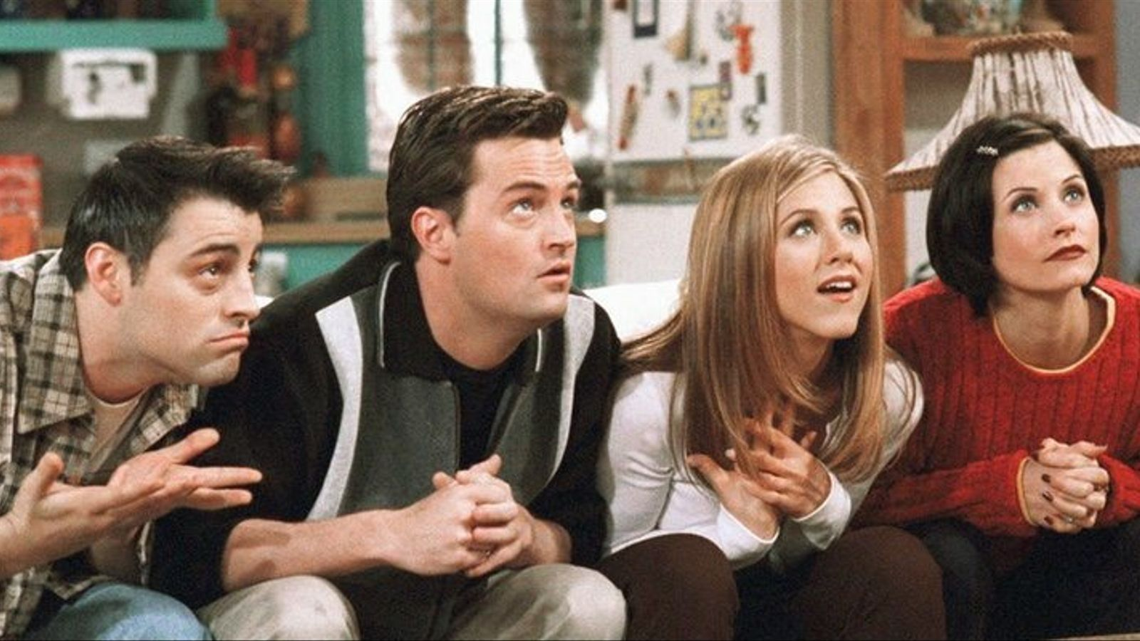 'Friends' es pot trobar a Netflix, Amazon i HBO