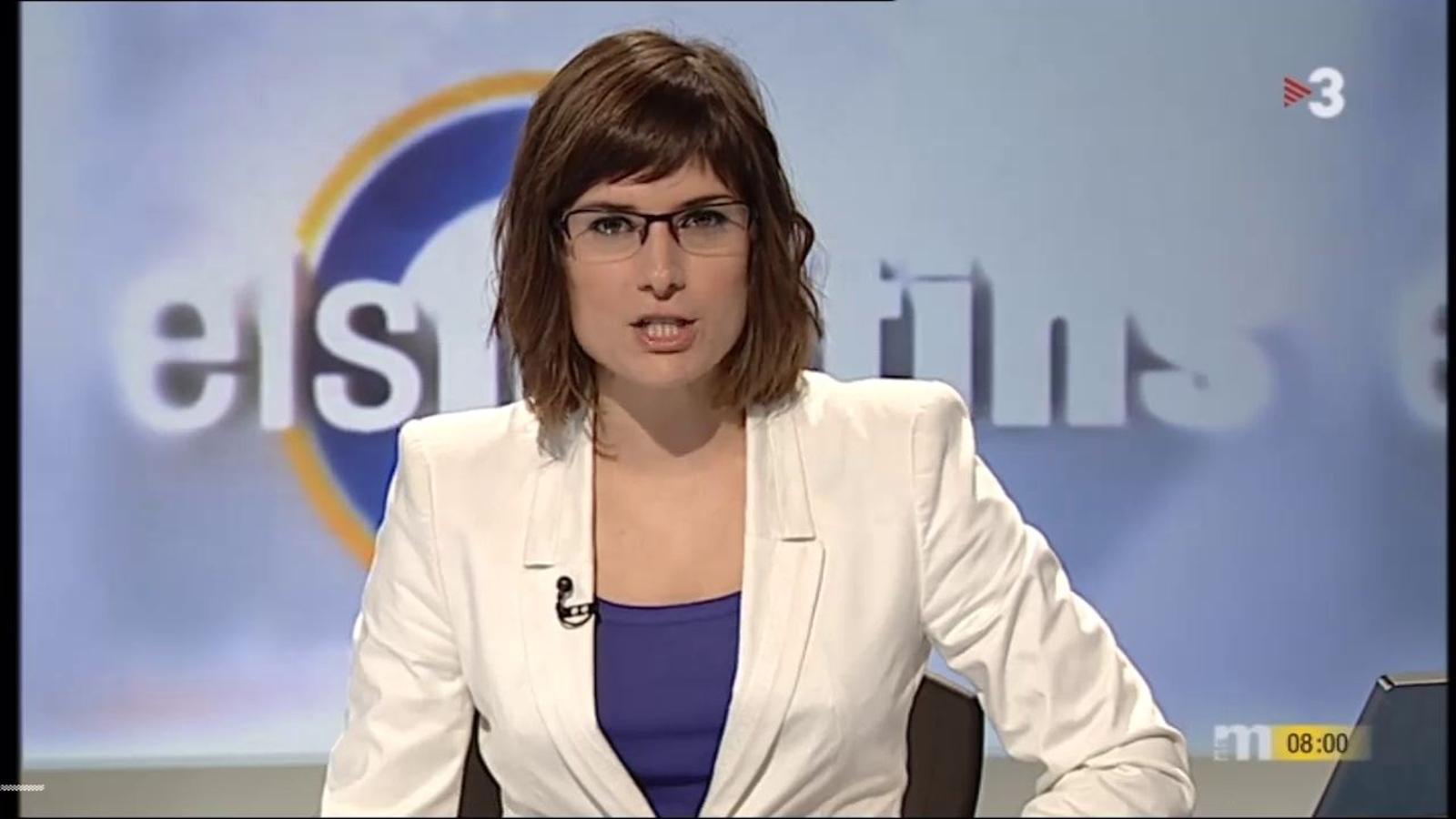 Ariadna Oltra engega la temporada d''Els matins' de TV3 amb nous col·laboradors i nova imatge corporativa