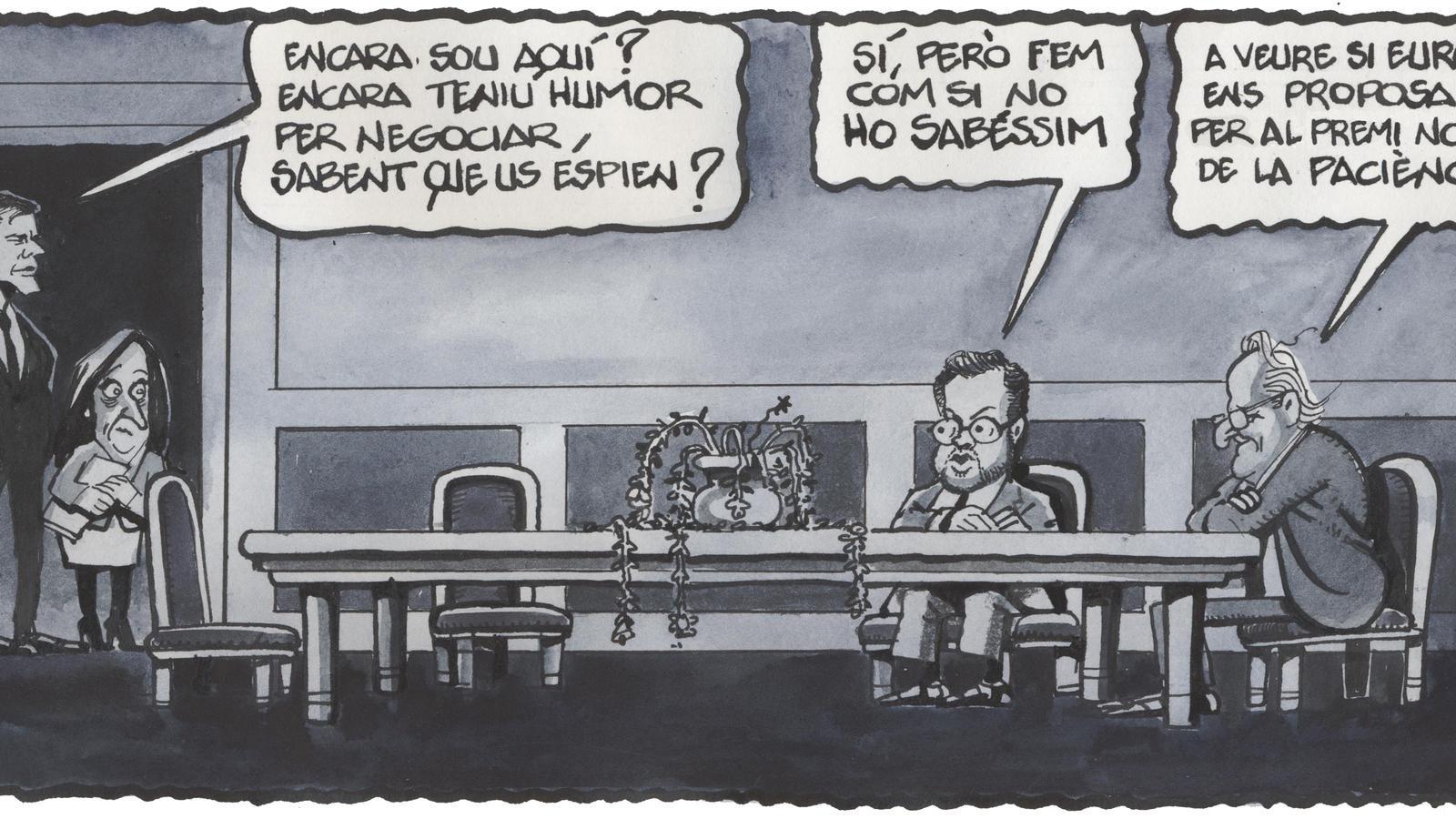 'A la contra', per Ferreres 22/07/2020
