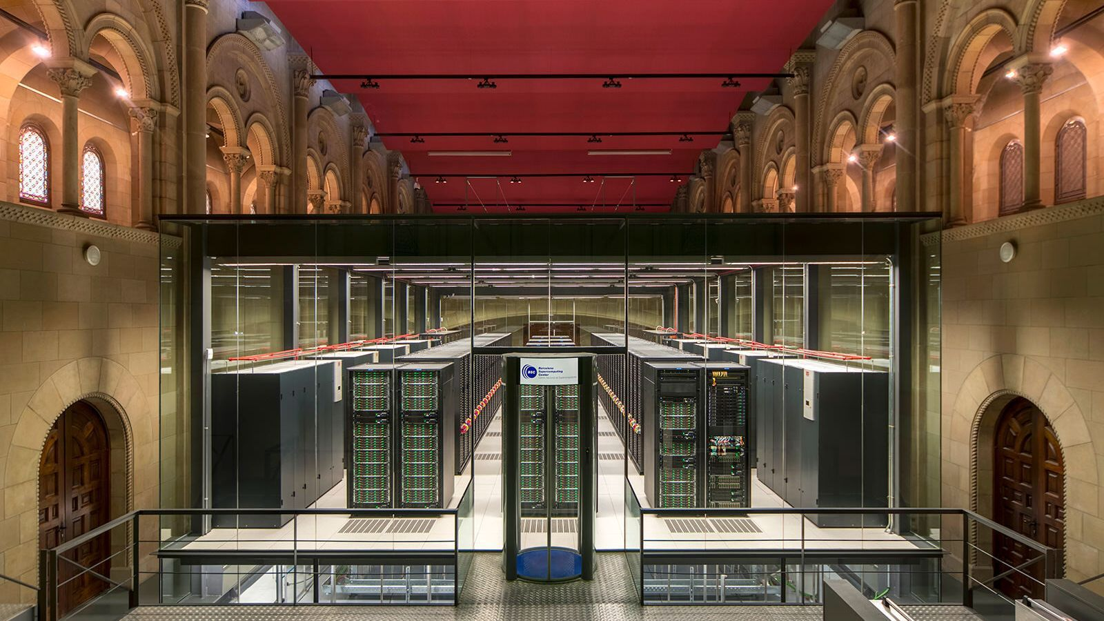 El Barcelona Supercomputing Center. / BSC