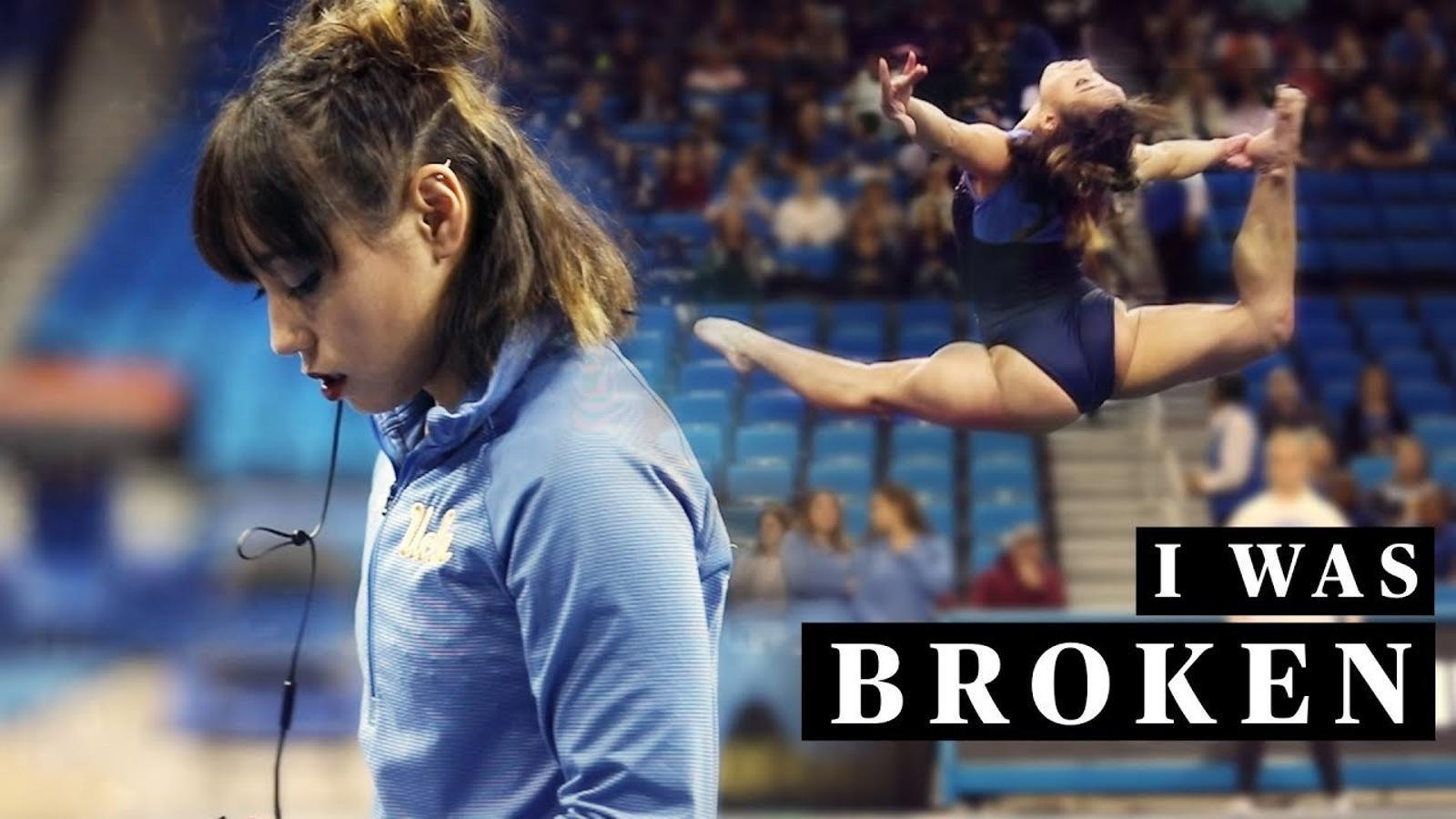 La gimnasta Katelyn Ohashi explica per què va deixar la gimnàstica d'elit