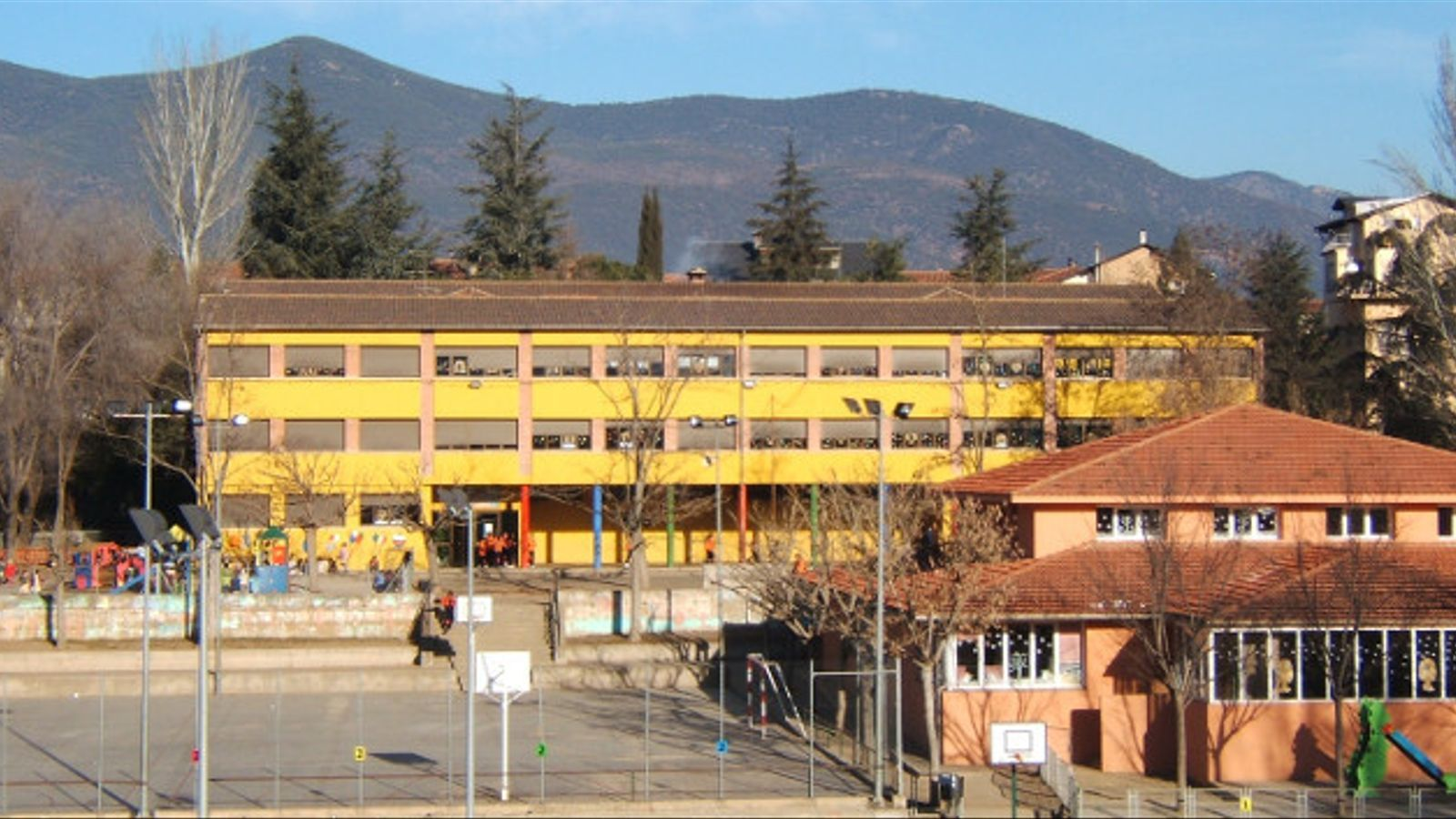 L'escola Albert Vives de la Seu d'Urgell. / AJUNTAMENT DE LA SEU