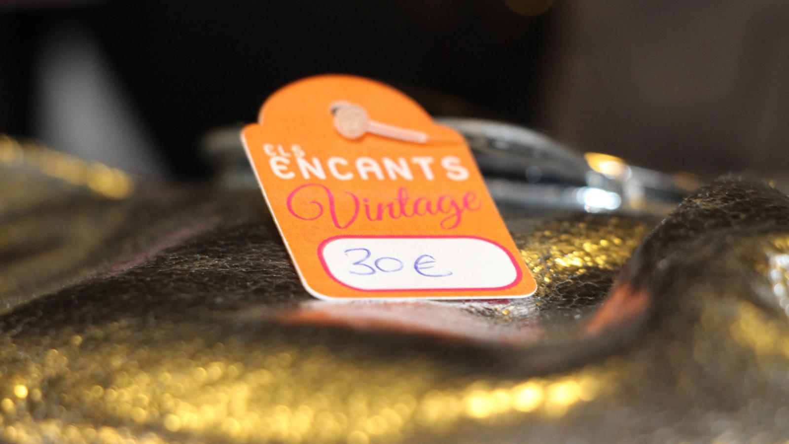 Els Encants Vintage se celebren aquest dijous i divendres a l'hotel Tullip Inn-Delfos.