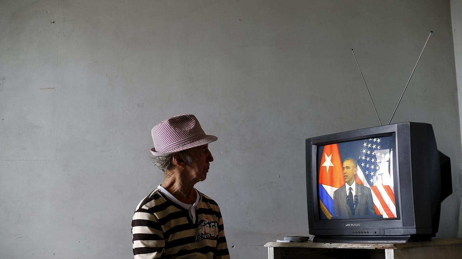 Els Estats Units tornen a Cuba