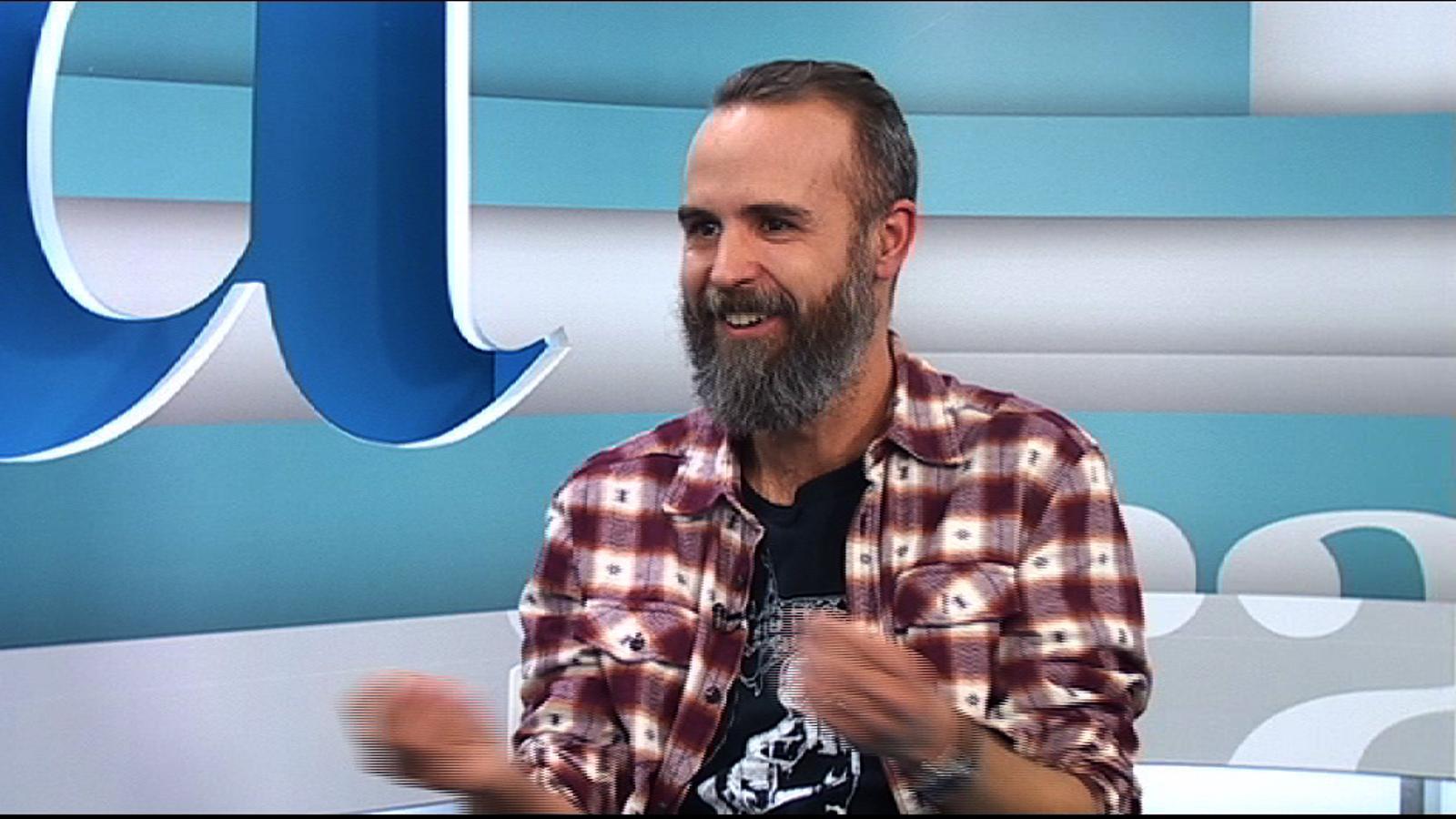 Marc Crehuet: A 'Pop ràpid' fas conya dels modernets; és perquè tu ho ets? Tinc una relació d'amor-odi amb aquest terme