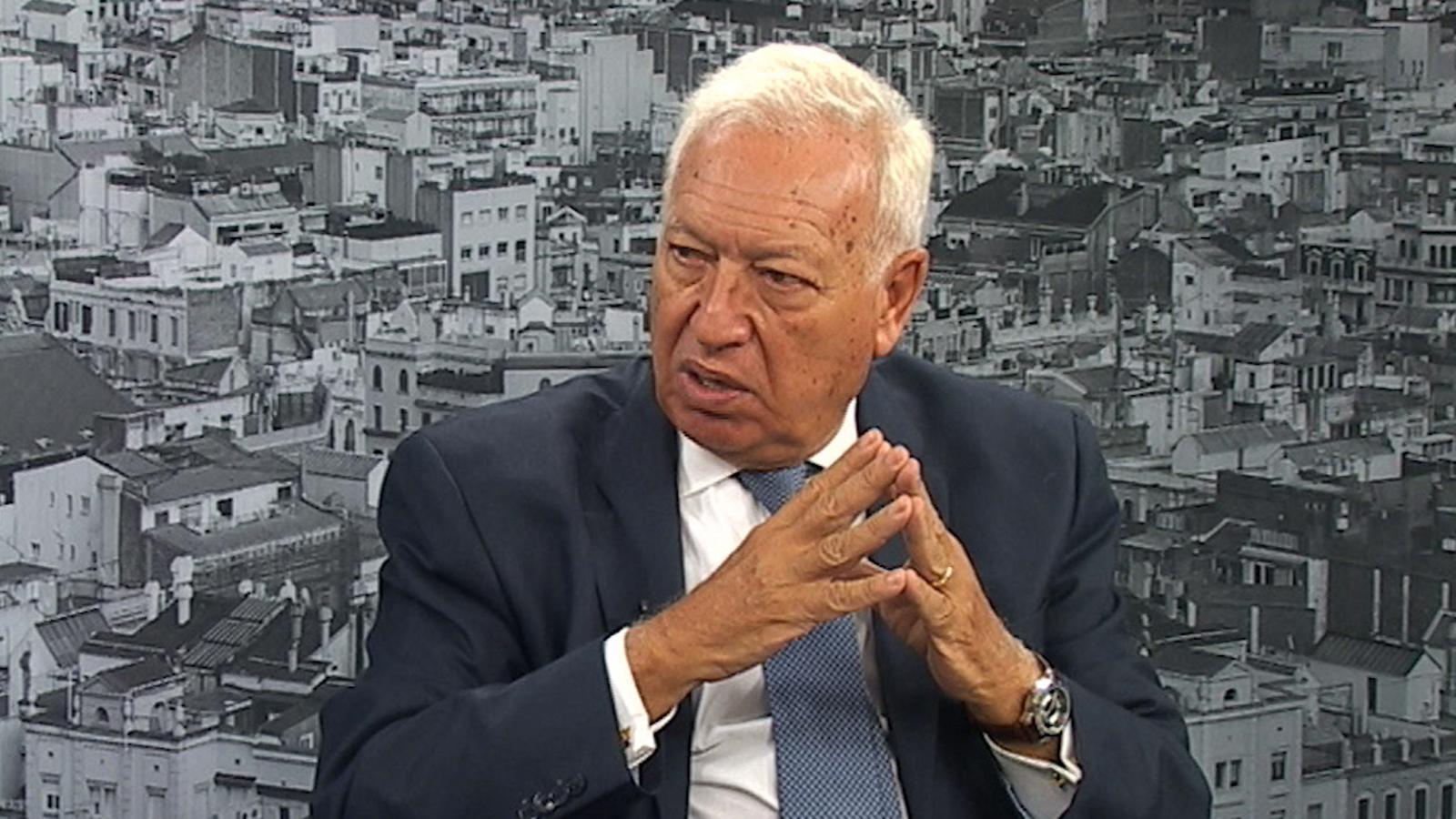 """Margallo: """"El pacte constitucional ja s'havia trencat abans de la sentència de l'Estatut del TC"""""""