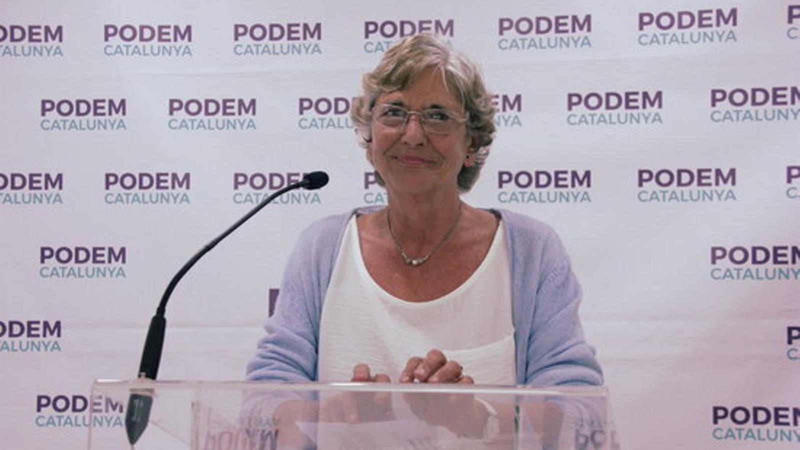 Podem Catalunya comença aquest divendres les primàries per a les llistes al Parlament