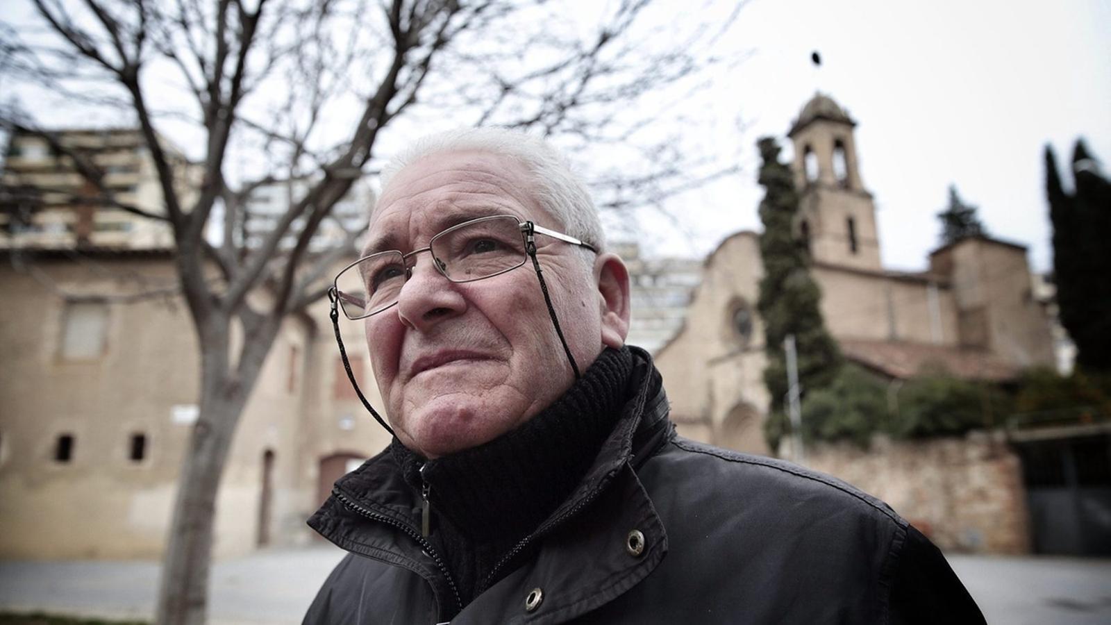 """Juanjo Álvarez: """"El comportament dels poders públics provoca molts casos com el 4-F"""""""