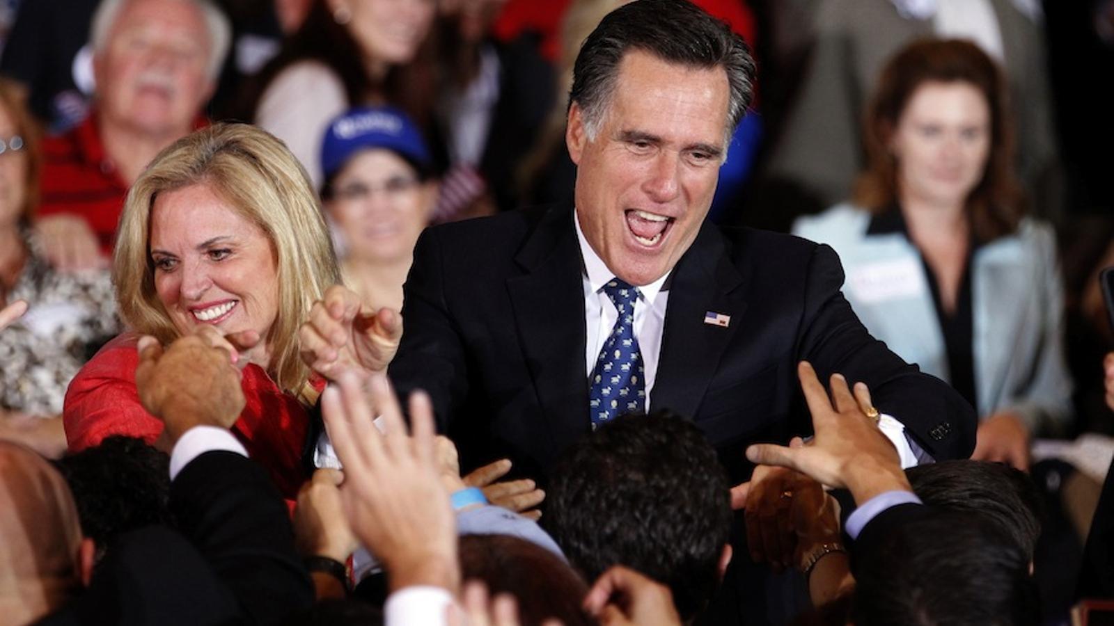 Mitt Romney s'imposa a les primàries de Florida i es perfila com el rival d'Obama a les presidencials