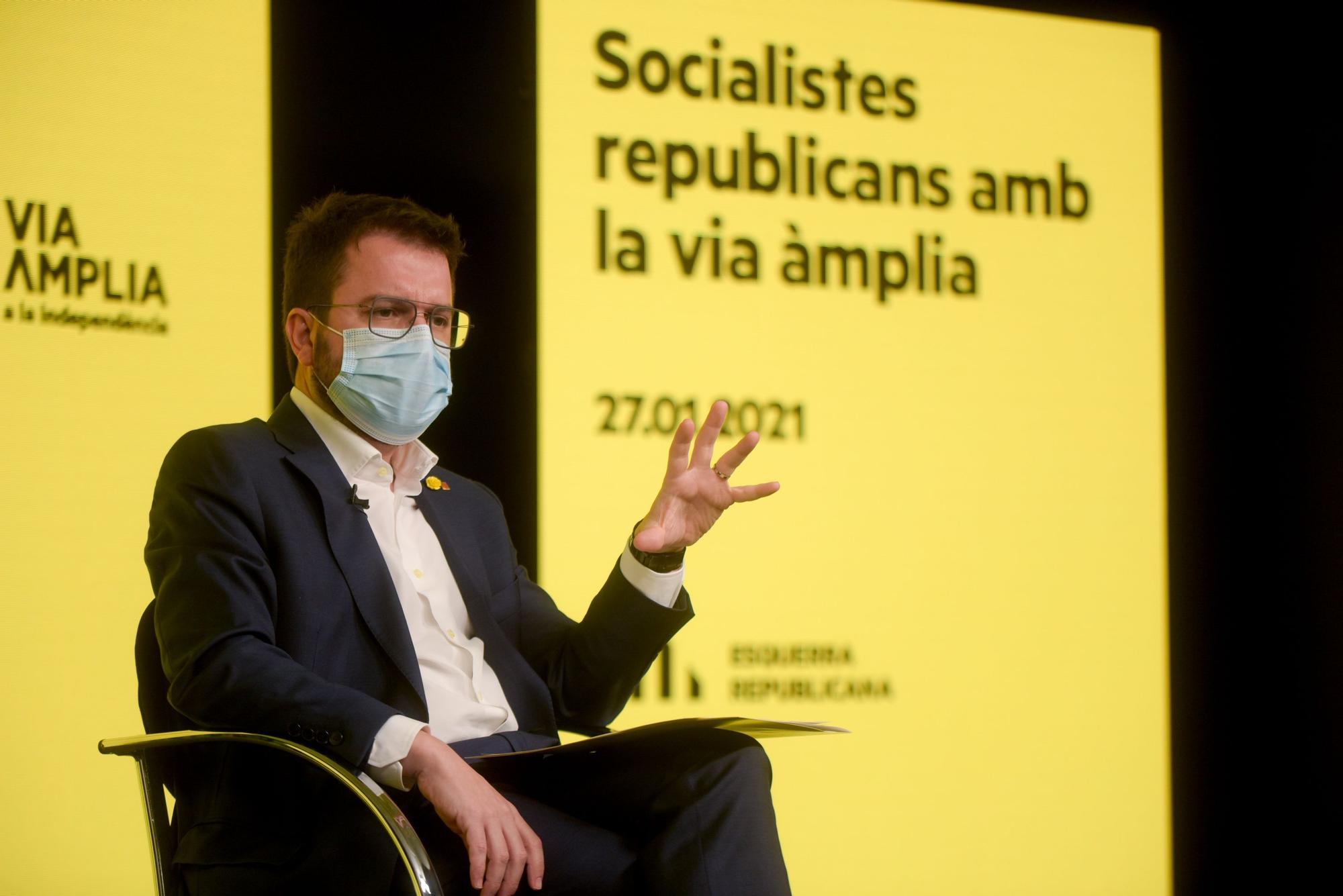 ERC s'ofereix com la «casa gran» del socialisme davant d'un PSC «més conservador que mai»