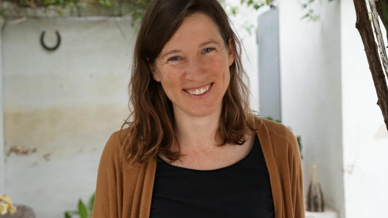Layla Dworkin, historiadora