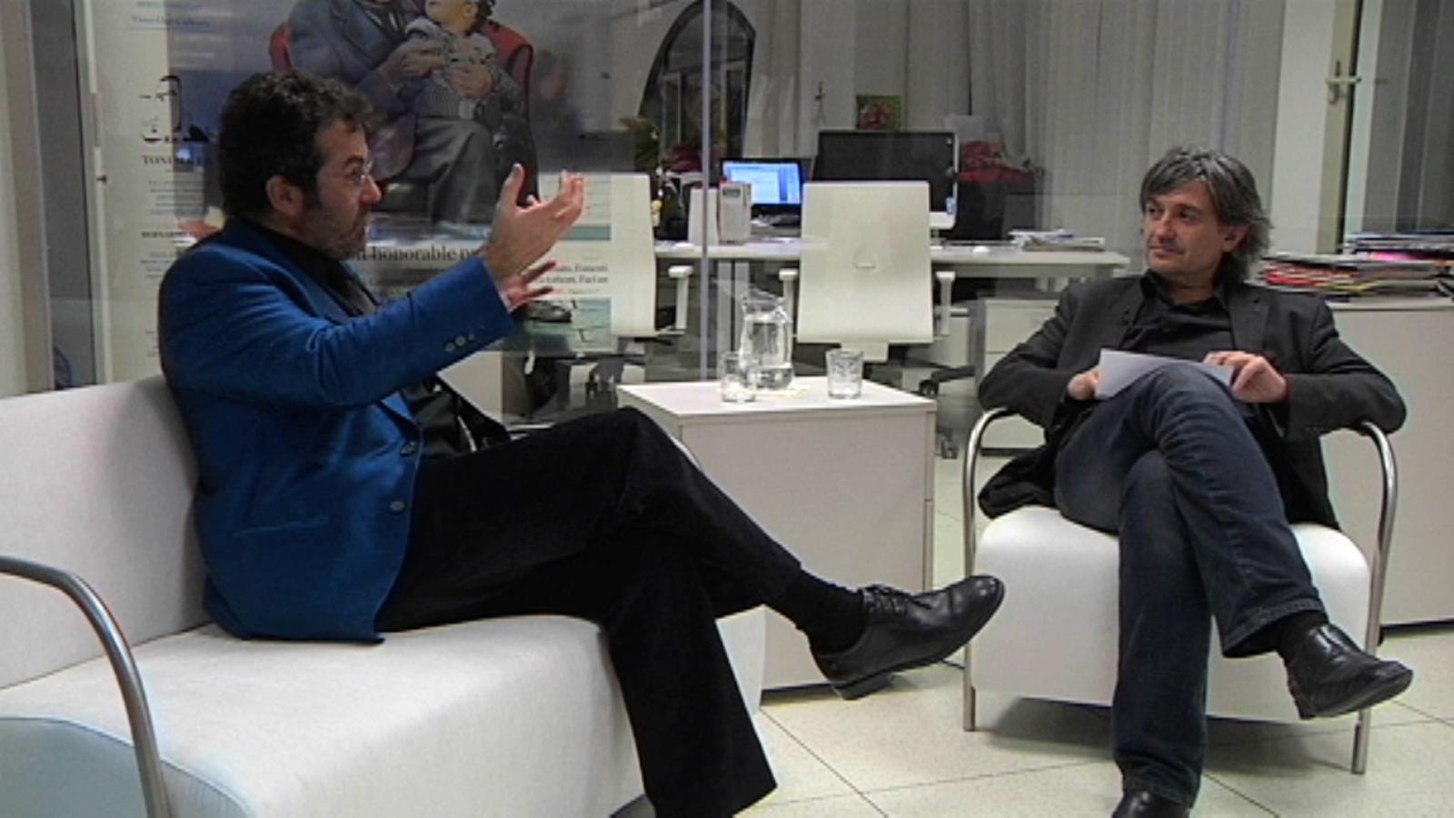 Xavier Sala i Martín, sobre l'euro: L'euro és com una truita: un cop l'has fet, no pots tornar a tenir els ous