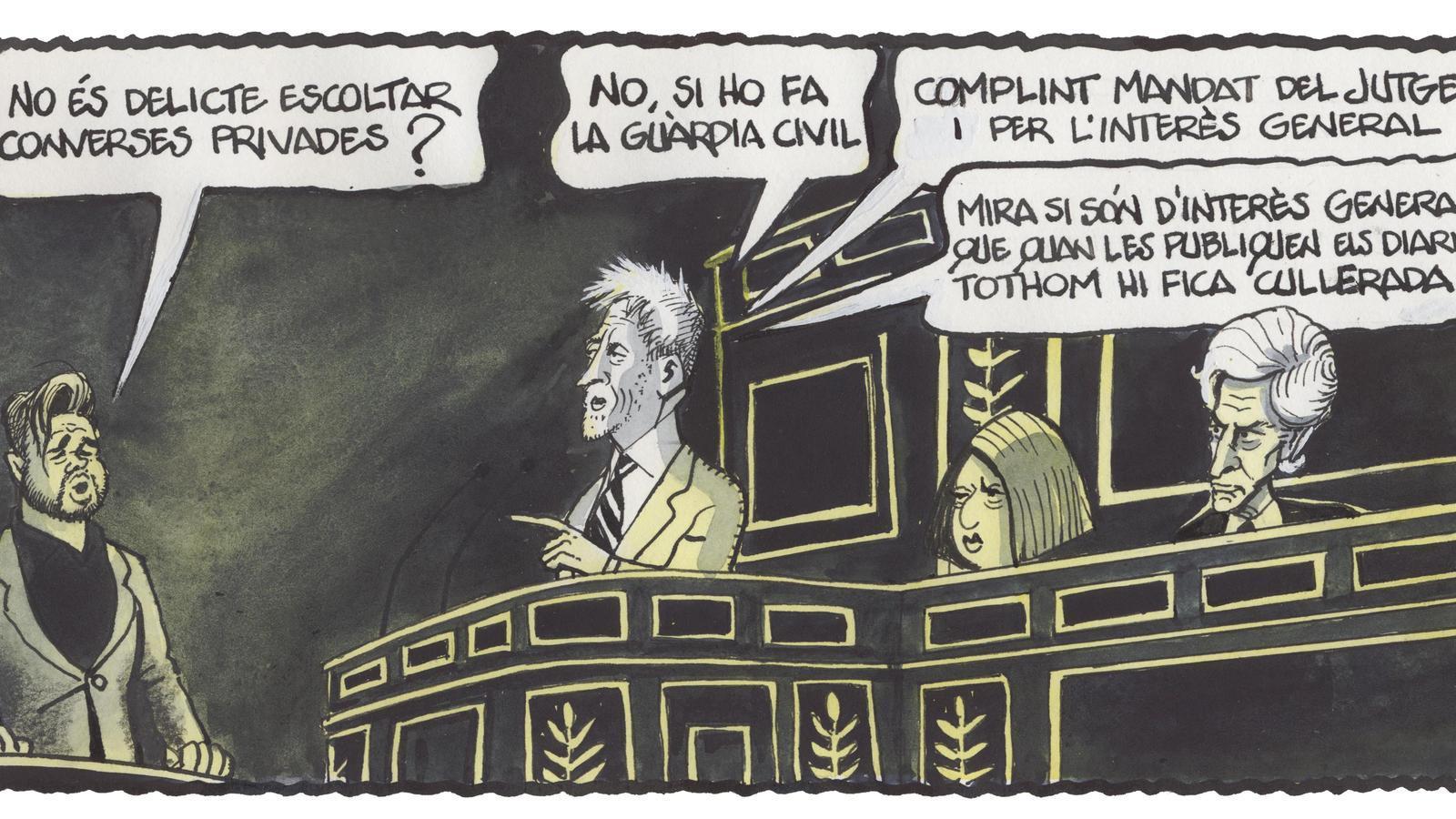 'A la contra', per Ferreres 15/11/2020